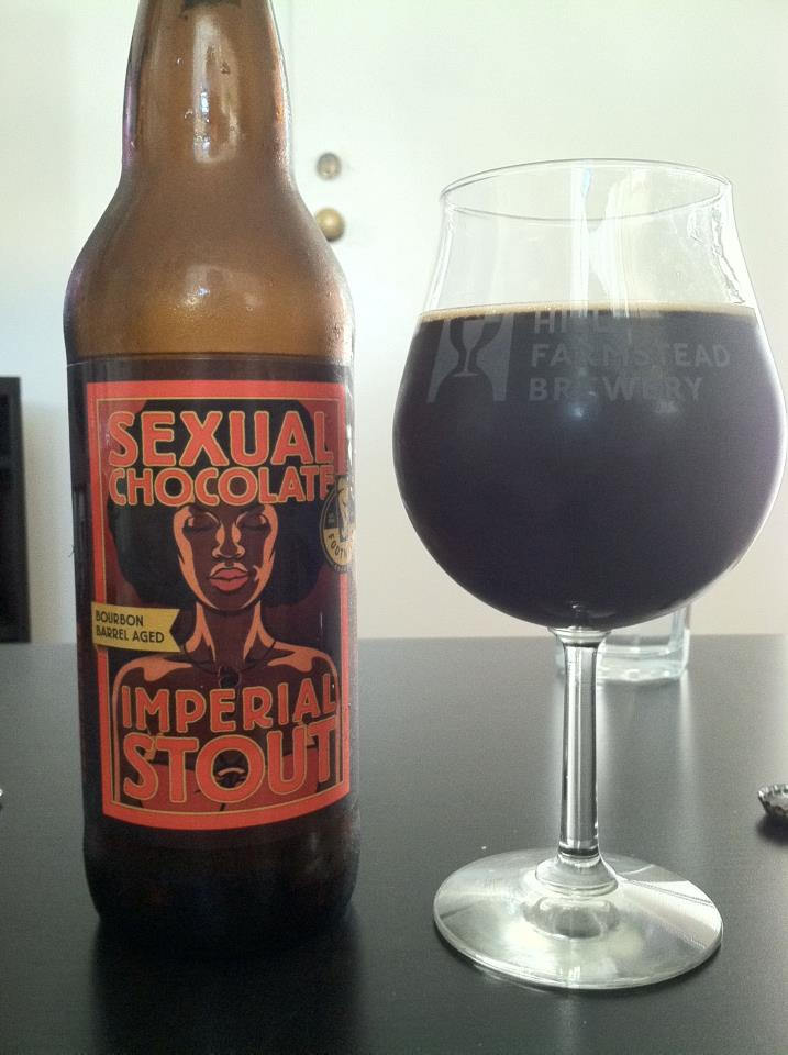 Sexual chocolate beer cost