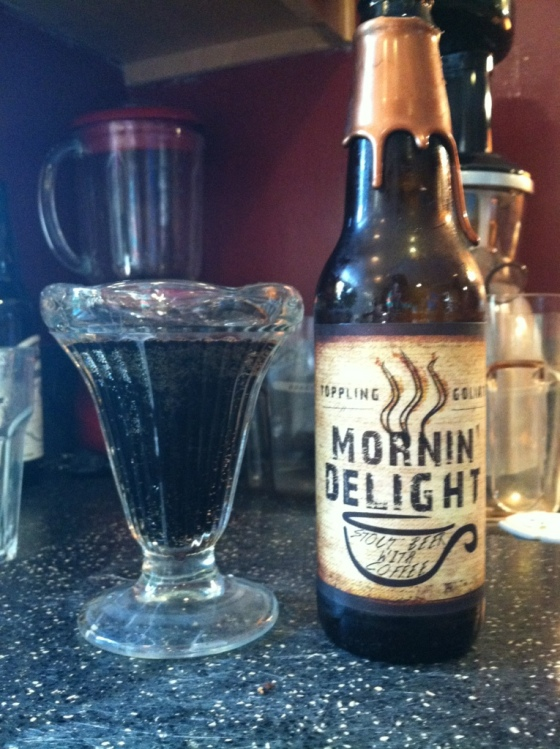 Mornin Delight Straight Givin Beer Nerds Dat Morning Wood