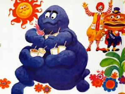 Midwest coveting, ruining things for the rest of McDonaldland