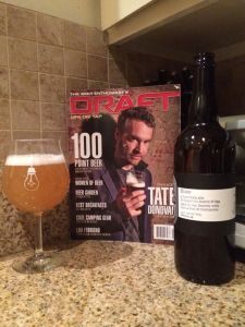 In 2008 Draft magazine awarded its FIRST PERFECT SCORE: to Westmalle Tripel. Fantome Saison caught a hot 96.  How far we have come.