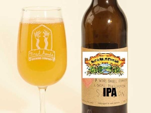 Sierra Nevada expressed disappointment at the recent Tired Hands releases, most notably their MS Paint skills