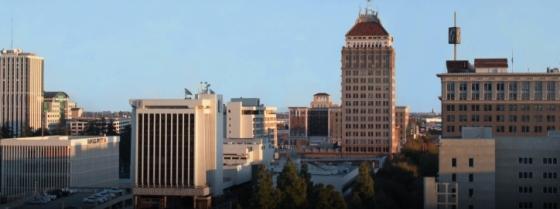 Top ten downtown skyline, easily.