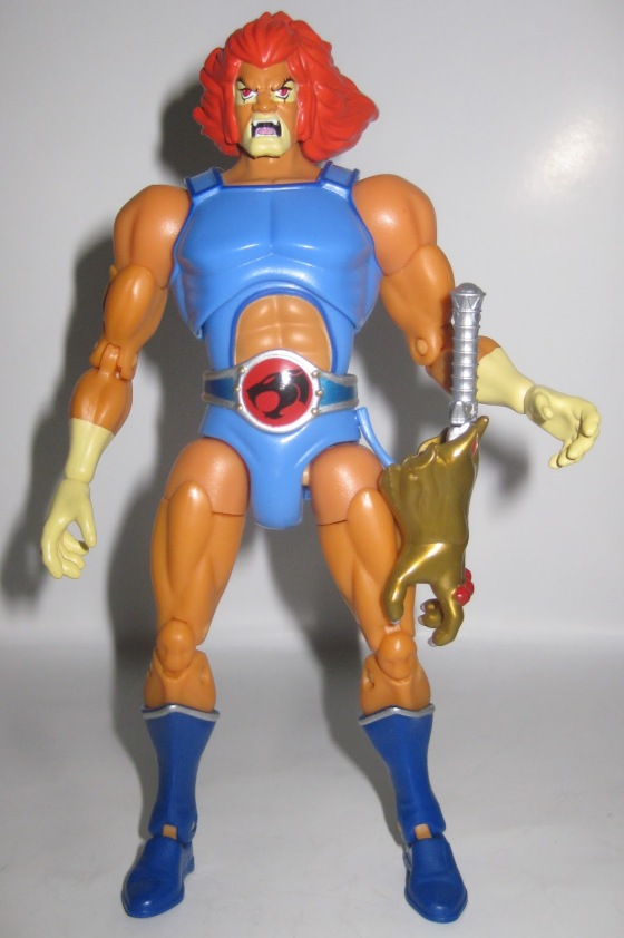 Joe Keohane might as well have written the entire article about Thundercats toys