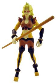 Goses are like this Cheetara toy in that I don't know what the fuck I am talking about