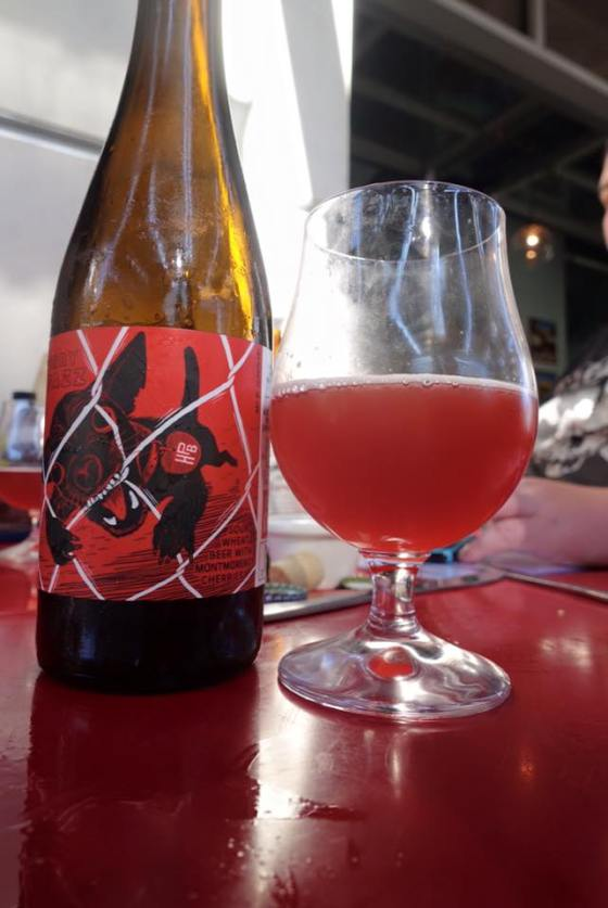 Did you enjoy Sante Adairius Fruit Punch 1? Well this is a 10% worse version, which is to say it is really juicy, fantastic, bursting with life and acidity.  It's like when diet Dr. Pepper is actually better than regular Dr. Pepper, because it is.