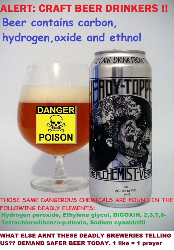 SMH what else arnt these breweries telling us??? 1 share = 1 support